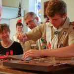 pictures of eagle scouts in central new jersey