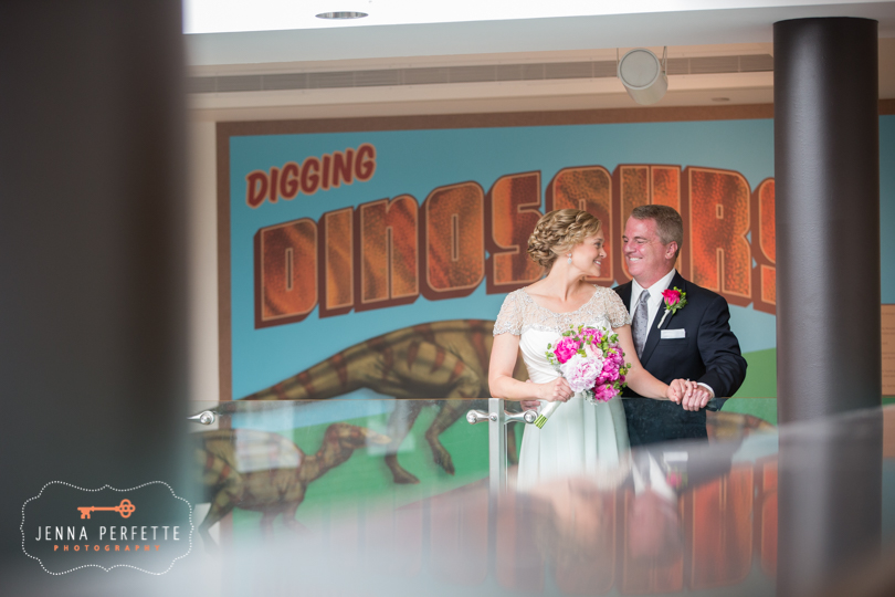 teacher wedding nj museum wedding